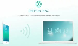 DAEMON Sync, sincroniza tus archivos de Android o IOS con Ubuntu