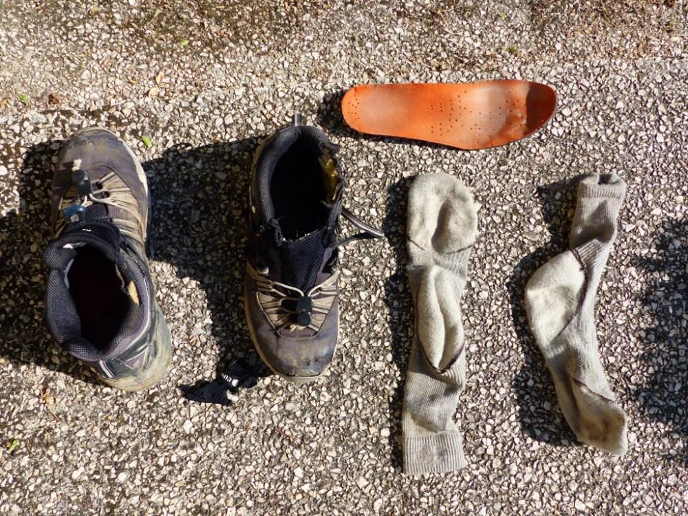 En búsqueda de los zapatos perdidos (6/6)