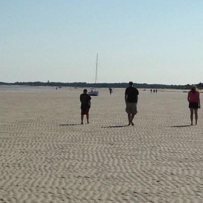 Brewster, Massachusetts Part II – The Brewster Flats