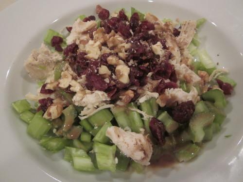 Celery Salad 3
