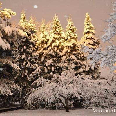New England Winter Wonderland