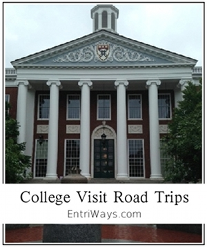 College Visit Road Trips