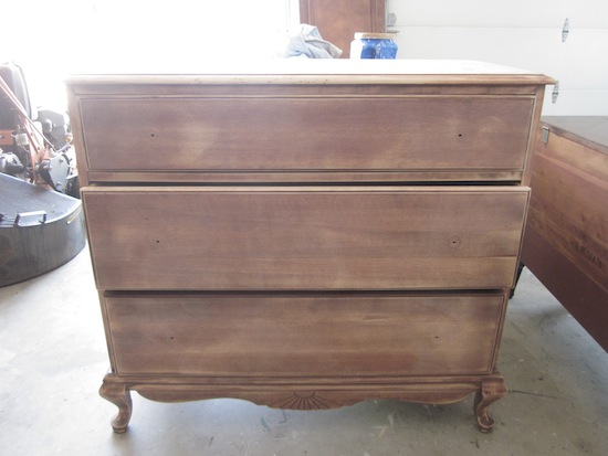 Rock Maple Dresser