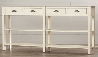 Wayfair Decatur console table