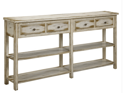 Console table by august grove