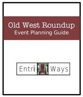 Old West Roundup Event Planning Guide