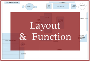 Home Layout and Function
