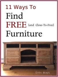 11 Ways to Find Free Furniture vertical 492x600