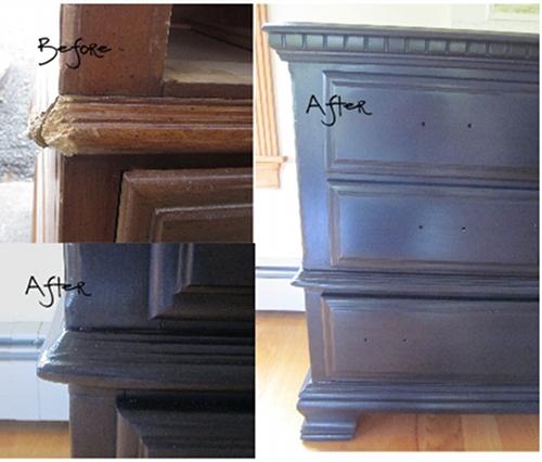 Using Wood Filler to Repair Furniture  Entri Ways
