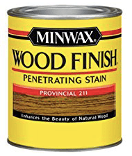 Minwax Provincial stain