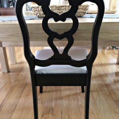 How to Fix a Broken Dining Chair Back
