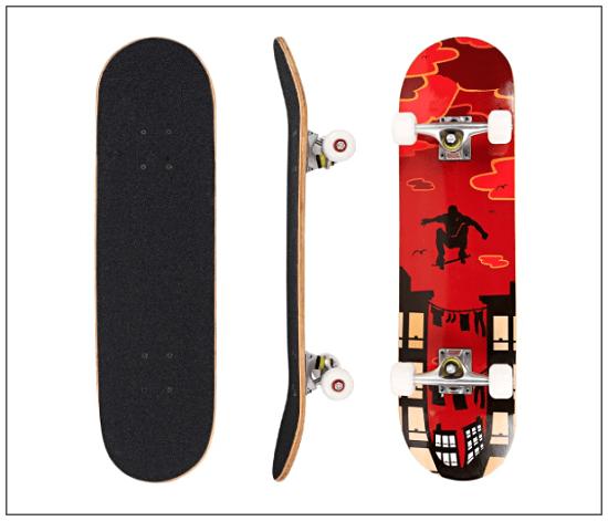 Gifts for Boys, Skateboard