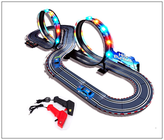 Gifts for Boys, Slot Car Race Set