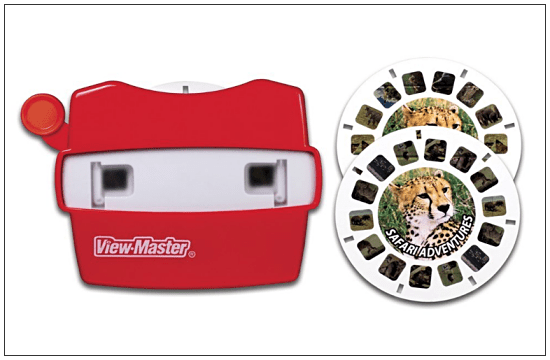 Gifts for Boys, VIew Master