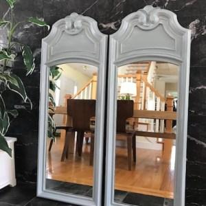 Persian Blue Mirrors