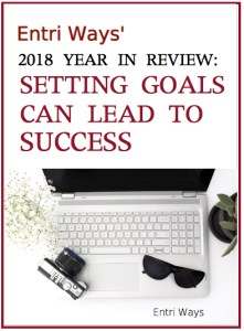 2018 Year in Review – Part 1:  Setting Goals Can Lead to Success
