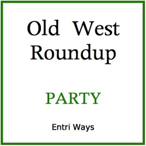Old West Roundup Party