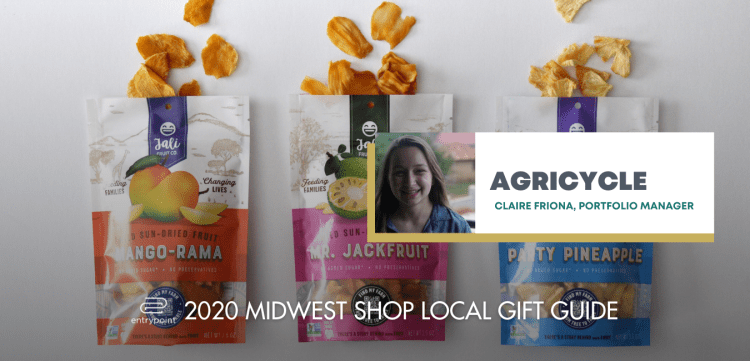 ENTRYPOINT 2020 MIDWEST LOCAL GIFT GIFT GUIDE FOR ADULTS - AGRICYCLE