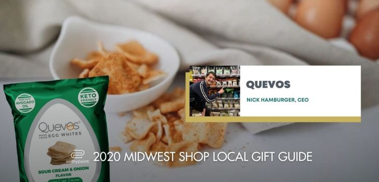 ENTRYPOINT 2020 MIDWEST LOCAL GIFT GIFT GUIDE FOR ADULTS - QUEVOS