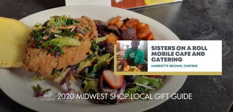 ENTRYPOINT 2020 MIDWEST LOCAL GIFT GIFT GUIDE FOR ADULTS - SISTERS ON A ROLL