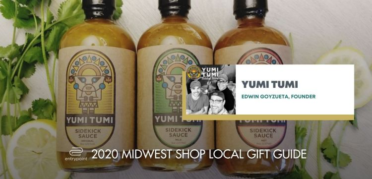 ENTRYPOINT 2020 MIDWEST LOCAL GIFT GIFT GUIDE FOR ADULTS - - YUMI TUMI