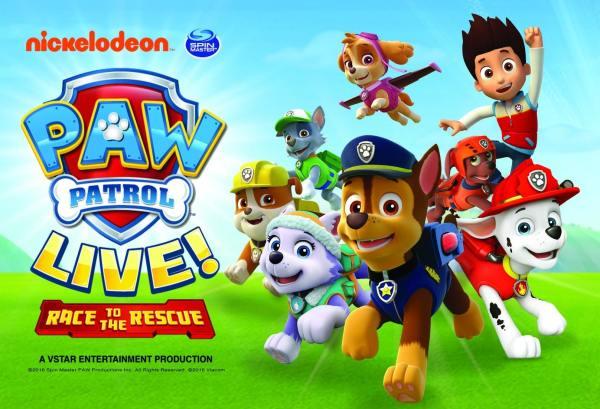 paw patrol # 1