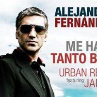 Alejandro Fernandez ft Jadiel (Me hace tanto bien) Remix Official