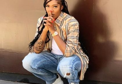 Tiwa Savage reveals why Wizkid is hooked with her