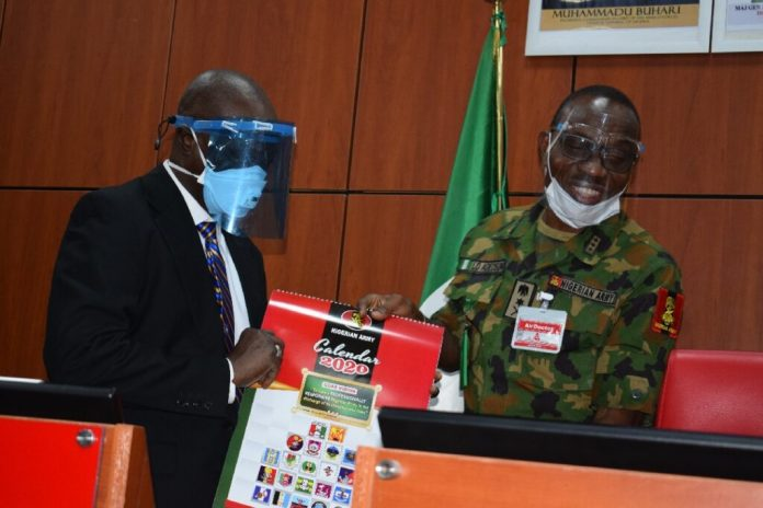 DSC 2481 1024x683 - Military, DICON and Unilorin signal MoU on the manufacture of composites for armour plating, army {hardware}
