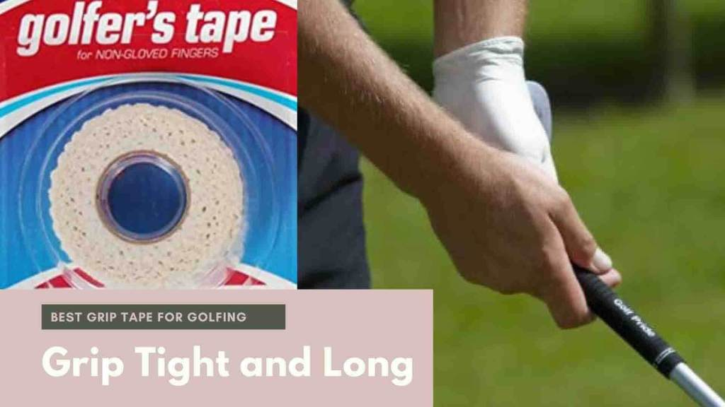 Best golfers finger tape Mueller Golfer's Conforming Elastic Protective Finger Grip Tape