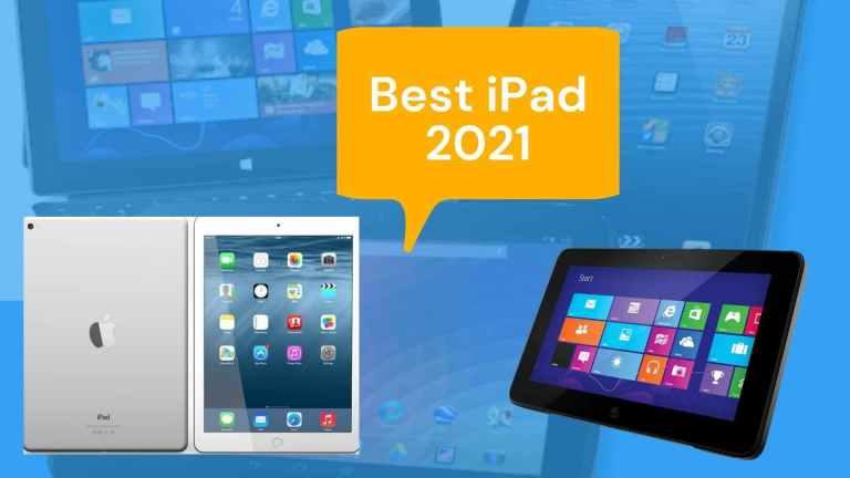 Top iPad in 2021