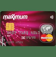 Maximum kredi karti