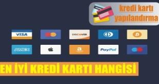en iyi kredi karti