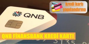 qnb finansbank kredi karti basvurusu yapma sorgulama