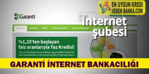Garanti İnternet Bankacılığı