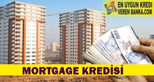 Mortgage Kredisi