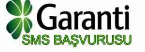 Garanti Bankası 3390 SMS İhtiyaç Kredisi