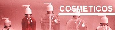 Envases plásticos cosmeticos