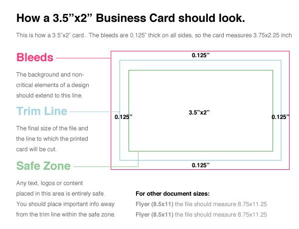 Business card size business cash advance business non standard size business cards non standard size business cards business card templates help center non standard size business cards business card size colourmoves Images