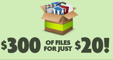 $300 of Files for $20 - ONLY for 3 days, hurry and grab until August 21st! - Freebies