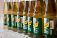 Schweppes Ginger Ale.
