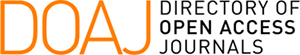 Directory of Open Access journal A database of the University of Lund (Sweden) which provides access to quality controlled scientific Open Access Journals covering several subject areas. Approximately 1,670 titles are available in full text. Currently 1,305 journals are searchable at art