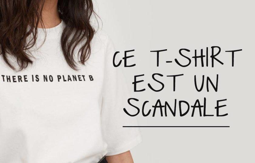 vêtement écologie scandale H&M loom action environnement