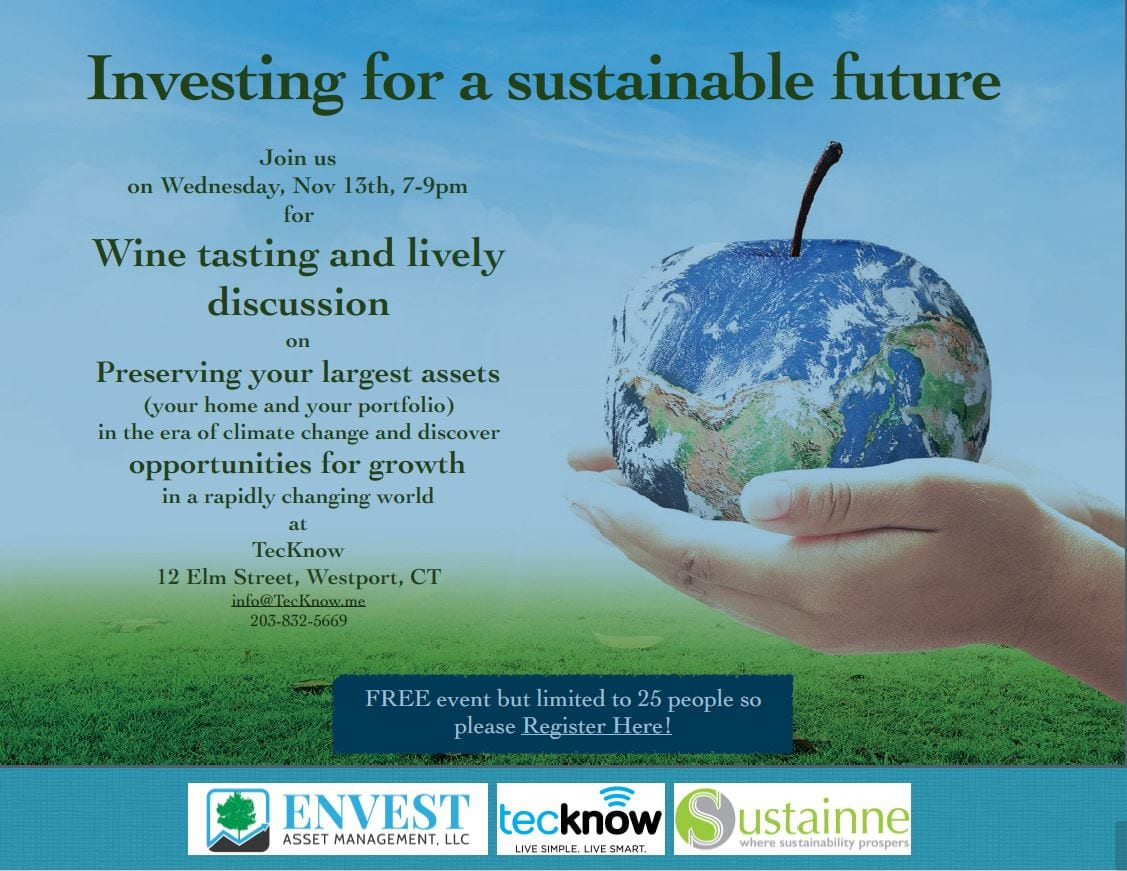 Investing for a Sustainable Future