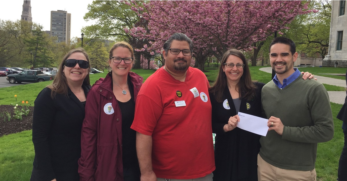 James Osborn, EnvestAM Founder, Donates to the Sierra Club CT Chapter