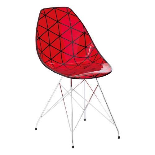 la chaise glamour de chez fly chaises design en veux tu en voila. Black Bedroom Furniture Sets. Home Design Ideas