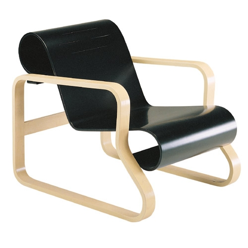 alvar aalto le fauteuil paimo ou chaise 41 chaises design en veux tu en voila. Black Bedroom Furniture Sets. Home Design Ideas