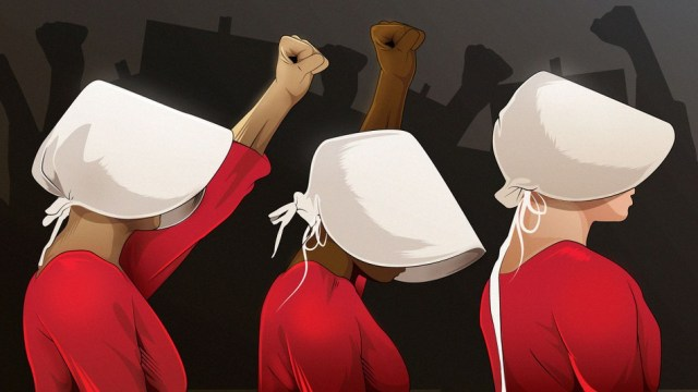 The Handmaid's Tale graphic