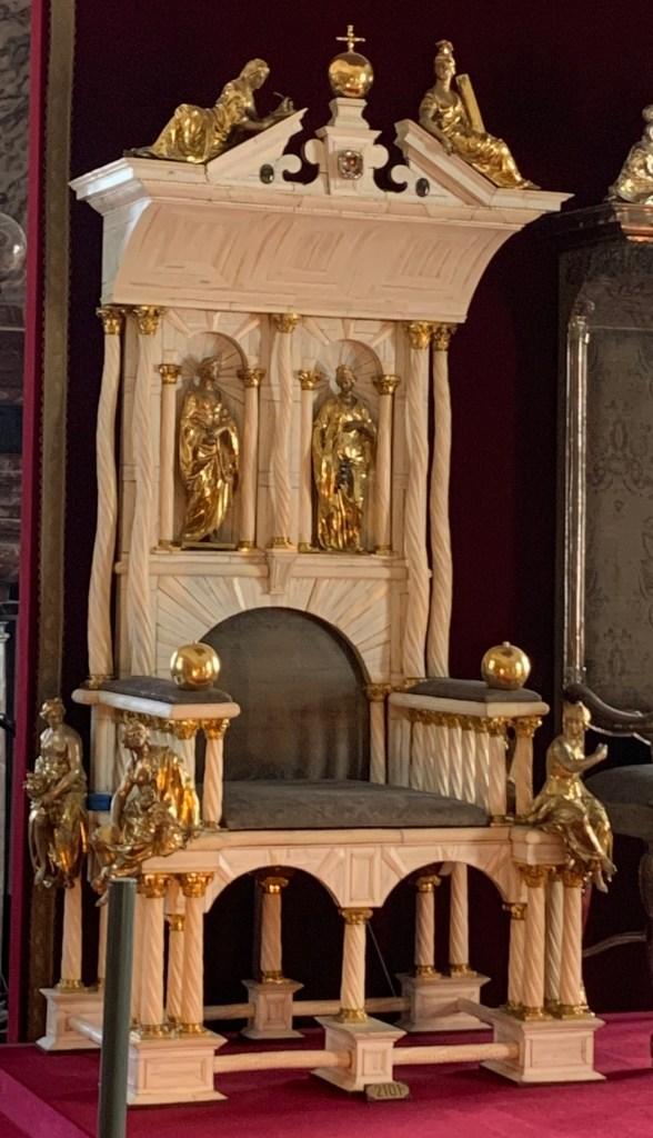 Throne Chair of Denmark