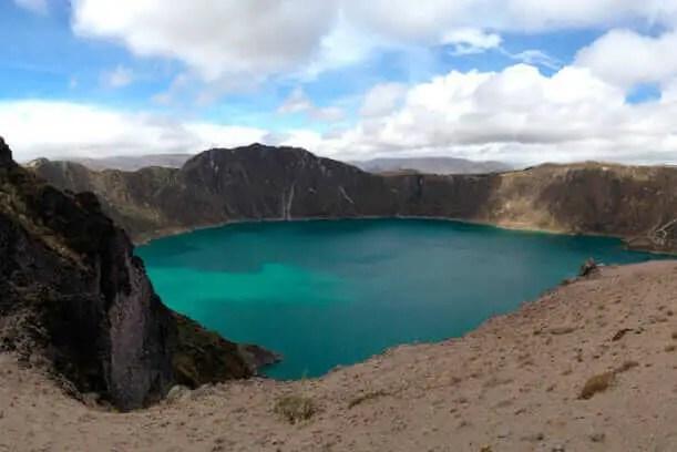 Ecuador Turismo Laguna Quilotoa